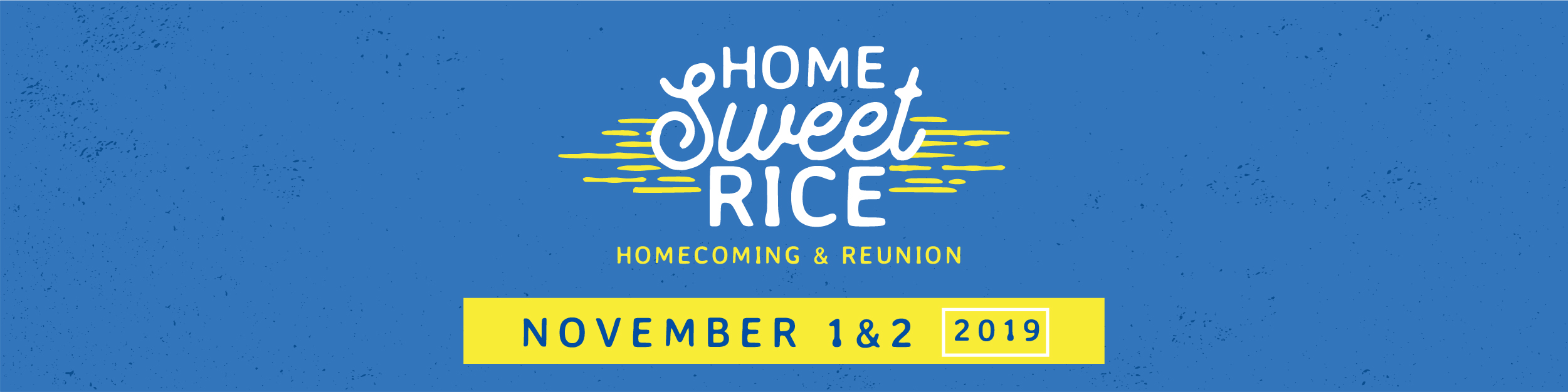 Home Sweet Rice