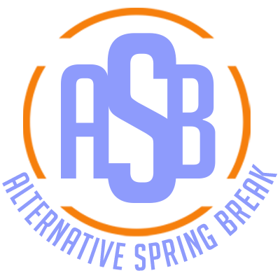 Rice Alternative Spring Break Logo