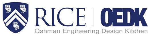 Rice Oshman Engineering Design Kitchen Logo