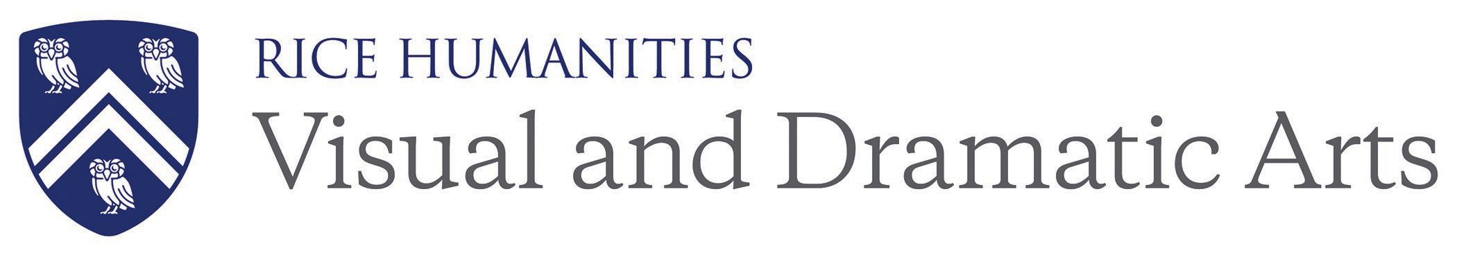 Department of Visual and Dramatic Arts Logo