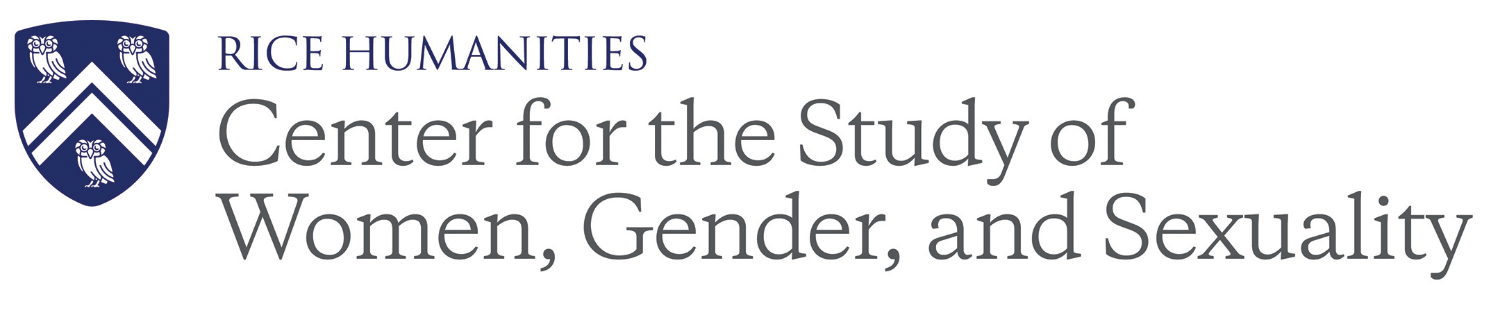 Rice Universtiy Center for the Study of Women, Center, and Sexuality