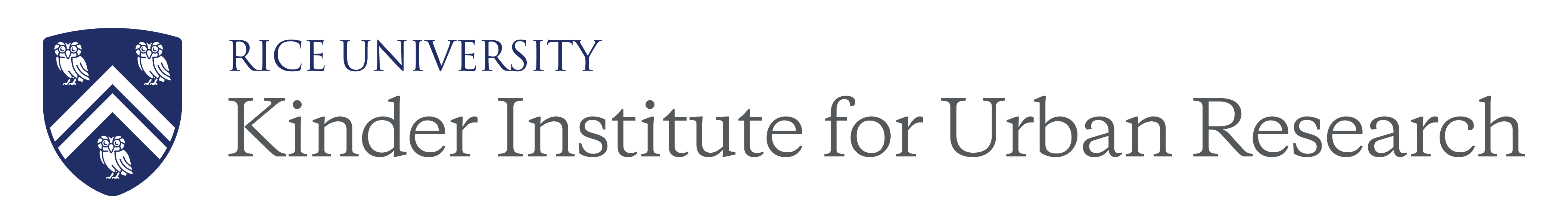 Kinder Institute for Urban Research logo