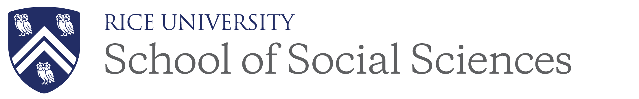 Rice University School of Social Sciences
